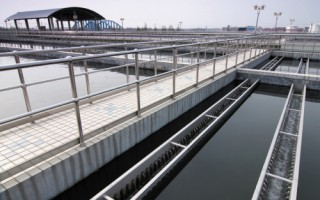 某纺织印染工业园废水集中处理工艺
