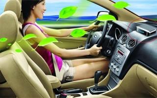 夏天如何净化车内空气?
