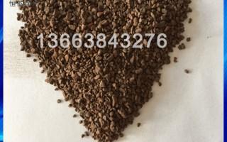 锰砂滤料粒径大小对过滤效果是否有影响