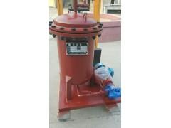 成品柴油品质提升、加油站罐底油MZW柴油过滤器