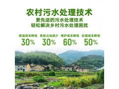 鸿淳环保乡村污水处理技术服务