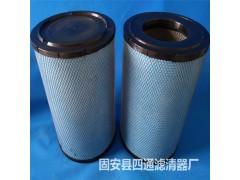 AOF系列超声波清洗机除油雾滤芯油烟水雾过滤器椭圆油烟过滤器