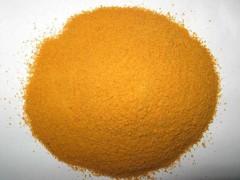 水处理 聚合硫酸铁PFS 工业废水处理 无机高分子絮凝剂