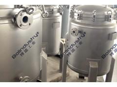 带夹套保温过滤器耐高温过滤器管道液体